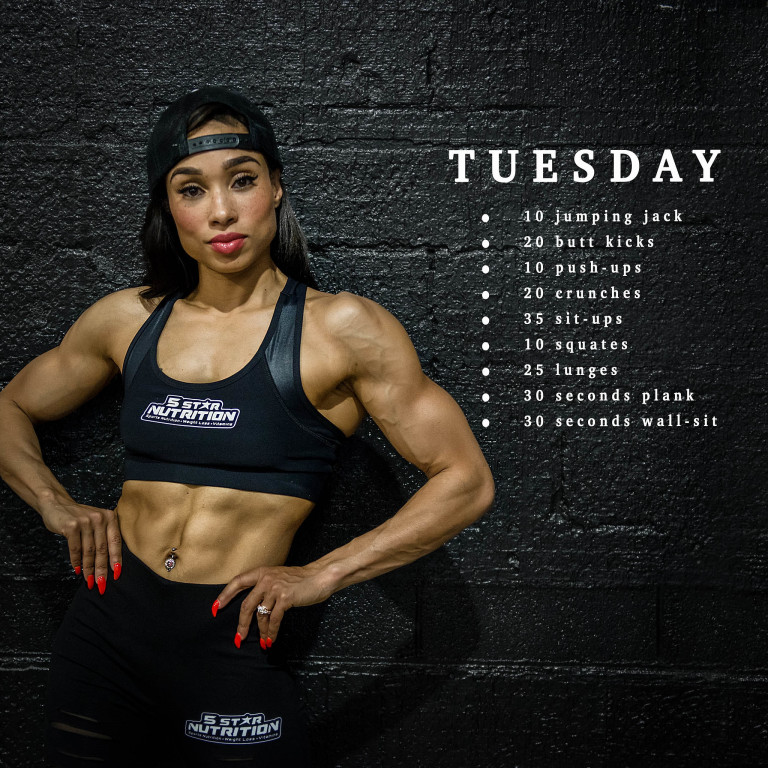 ELISE HARRIS | Ms Health and Fitness